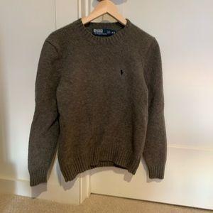 Ralph Lauren men's Wool (90 percent) Sweater.